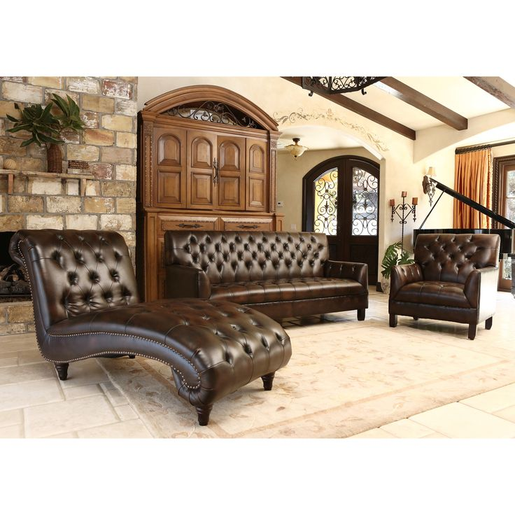 Cheap Sectional Sofas Abbyson Living Alessio Leather Sofa Chair and Chaise Set Overstock Shopping Great Deals on Abbyson Living Sofas u Loveseats