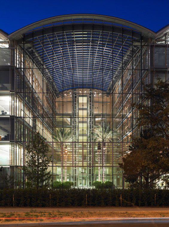 Lufthansa Aviation Center | Frankfurt Am Main Germany | WKM Landschaftsarchitekten « World Landscape Architecture – landscape architecture webzine