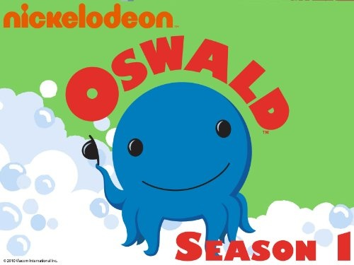 Oswald. I thought this used to be one of the best shows ever. I don't think I would mind seeing it again :-)