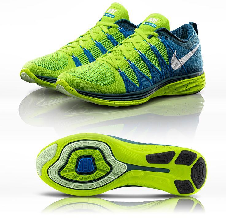 Nike Flyknit Lunar 2 - wearing them everyday! Love them!