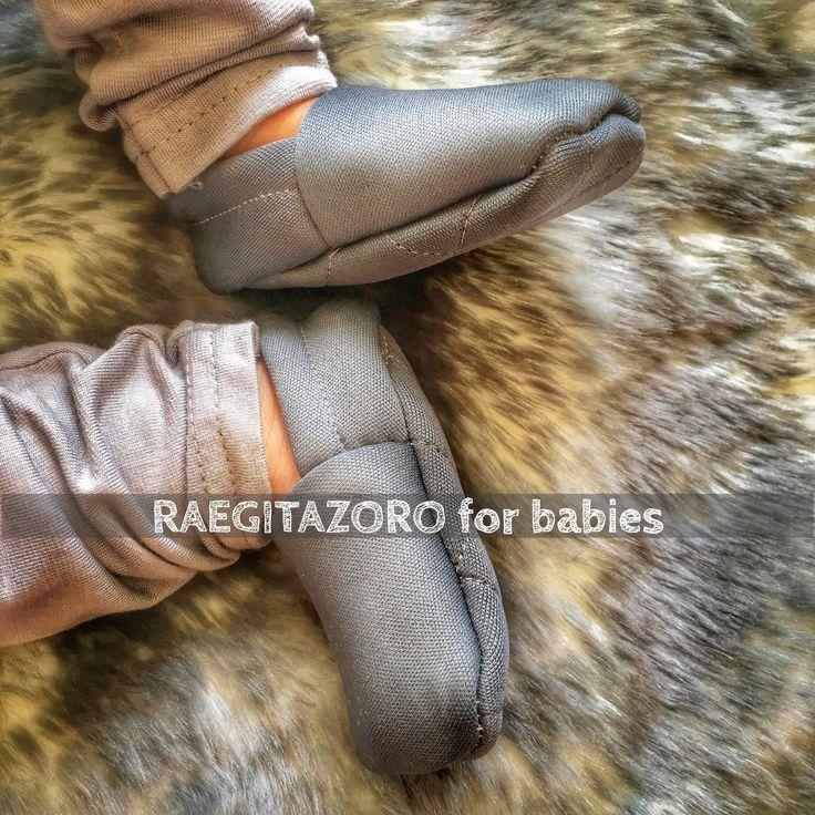 RAEGITAZORO for babies Baby Moccasin