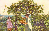 Limoncello di Capri - Lemons