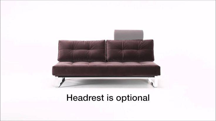 Supremax Chrome sofa bed