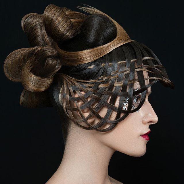 La belle ornella ! Parce que j adore cette photo #hairstyle #hair #photography