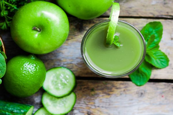 Pure Green Super Juice