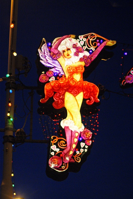 Blackpool Illuminations Burlesque by wavy2davy, via Flickr