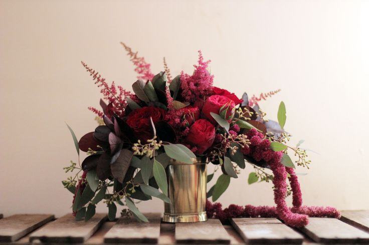 Best red burgundy floral images on pinterest