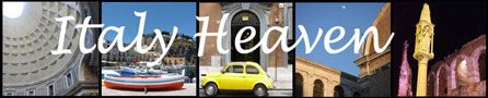 Italy Heaven - Italy Travel Forum published and promoted in the UK