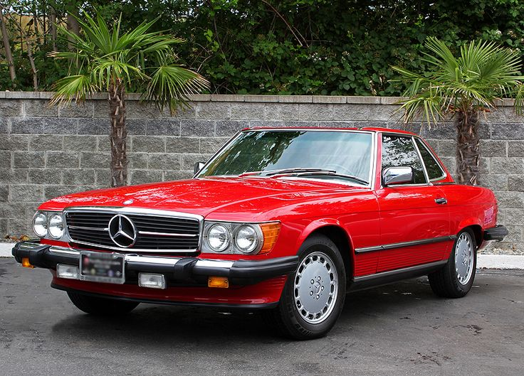 mercedes 560 sl | 1986 Mercedes 560SL | CLASSIC CARS TODAY ONLINE