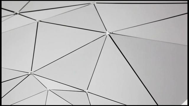 Tessel: l'istallazione sonora.    http://www.archisnack.com/2012/03/tessel-kinetic-sound-installation-david-letellier-labau/