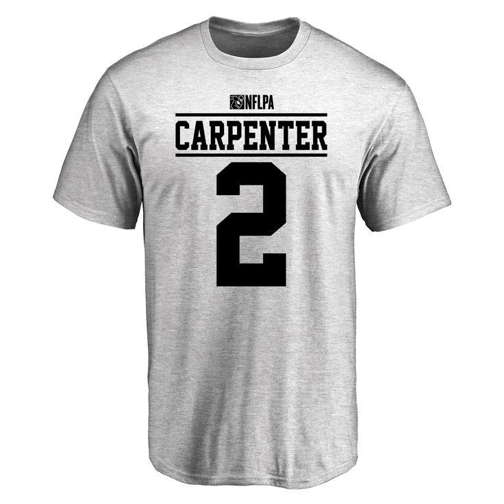 Dan Carpenter Player Issued T-Shirt - Ash - $25.95