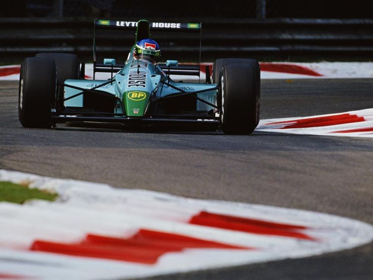 These Are the Most Beautiful F1 Cars Ever | Ivan Capelli, in the gorgeous Leyton House Racing CG901, 1990. Pascal Rondeau/Getty | WIRED.com