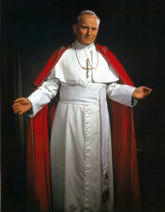 A Gesù Misericordioso – di Giovanni Paolo II