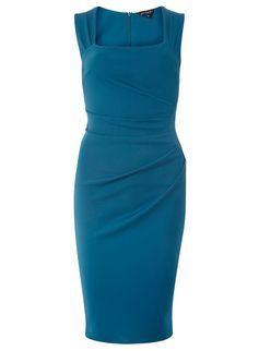 **Scarlett B Blue Lydia Bodycon Dress