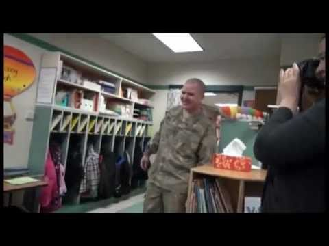 Compilation of soldier Homecoming videos. Homecoming videos in my channel may appear in Good Morning America,World news ,ABC and KTLA 5 news channels .For any details please contact me.      Soldier surprise daughter compilation