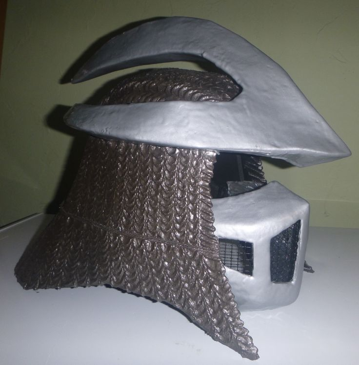 Movie Shredder Helmet By Dvdjbldwn Movie Prop Replica