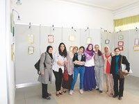 13/03/14. ALGERIE. L'art pour surmonter le handicap DES COLLÉGIENS EXPOSENT À LA GALERIE AÏCHA HADDAD - Liberté Algérie , Quotidien national d'information. LIRE http://www.liberte-algerie.com/culture/l-art-pour-surmonter-le-handicap-des-collegiens-exposent-a-la-galerie-aicha-haddad-217430