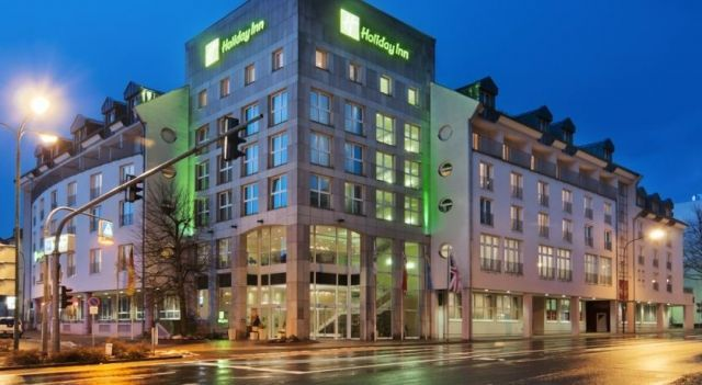 Holiday Inn Fulda - 4 Sterne #Hotel - CHF 68 - #Hotels #Deutschland #Fulda http://www.justigo.ch/hotels/germany/fulda/intercontinental-hotelsgroup-holidayinnfuldalinden_209384.html