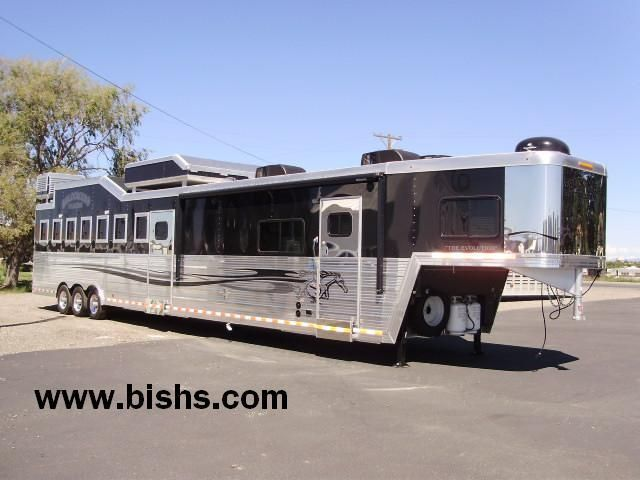 Horse Trailers with Living Quarters   View the entire photo gallery for Bishs RV Super Center- Pocatello
