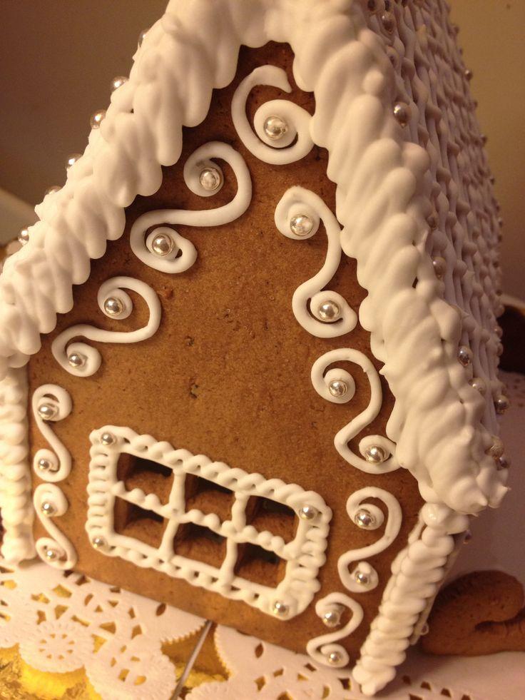 Casetta di pan di zenzero