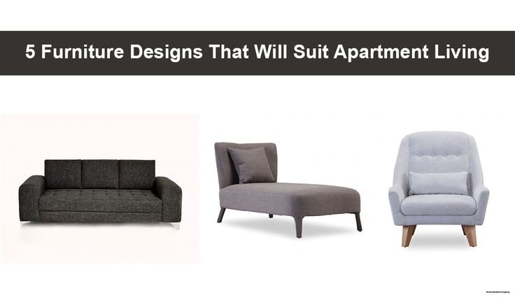 Whether you live in a city or the suburbs, one thing for sure if your apartment is small in space you will surely look for unique designs of furniture or small sofas while sofa set online shopping.