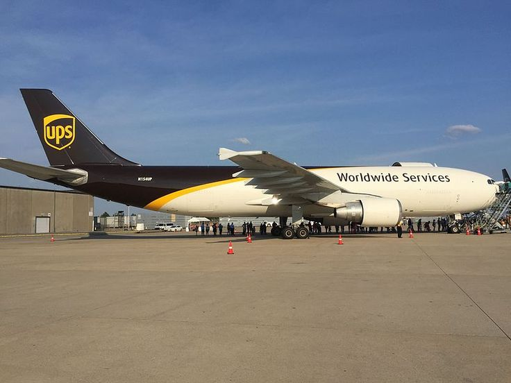 UPS A300 freighter - UPS Airlines - Wikipedia