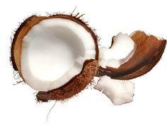 Informação Nutricional: Coco da Baía. Calorias, gorduras totais, saturadas, trans, colesterol, sódio, carboidratos, fibras, açúcar, proteínas, fósforo, mais