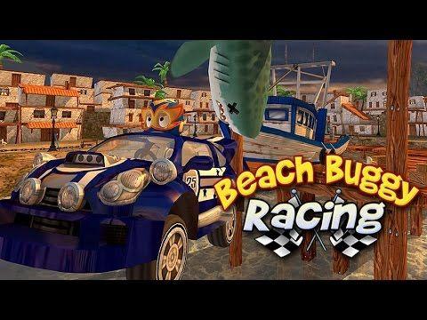 #6 Beach Buggy Racing - Pineapple Punch - Gameplay - Walkthrough - Video...