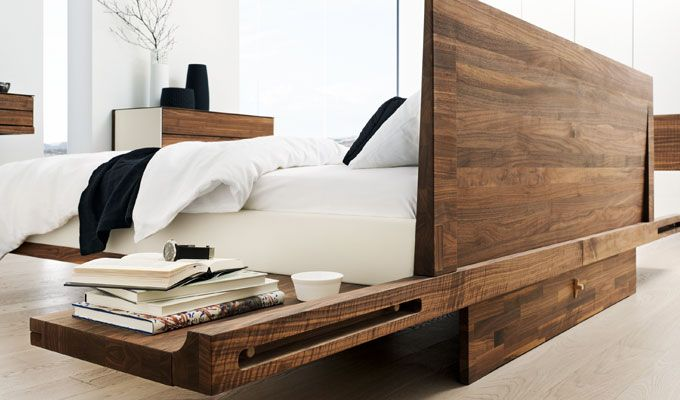Team 7 Furniture from Greyhorne – Riletto Bed