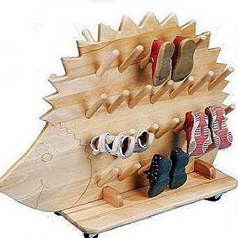 детская полка для обуви
