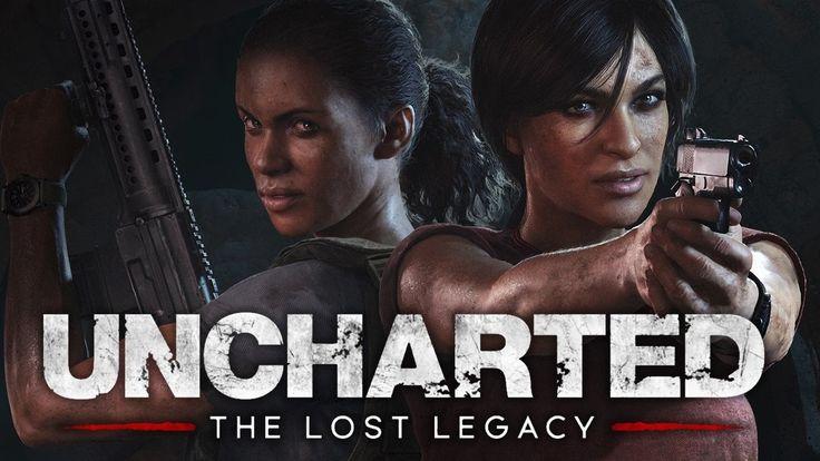 Un nou trailer și data de lansare pentru Uncharted: The Lost Legacy
