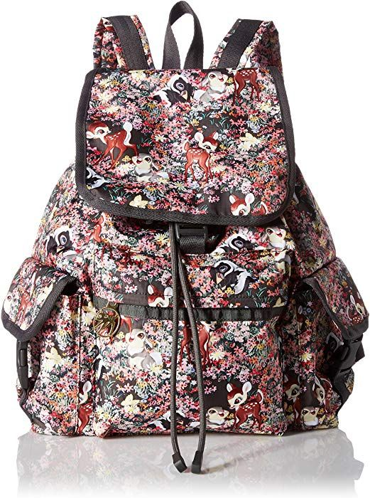 b769c5543f9 Amazon.com  LeSportsac Women s Bambi X Voyager Backpack