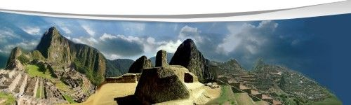 Machu Picchu. I have no idea how you even get there. I just want to go.