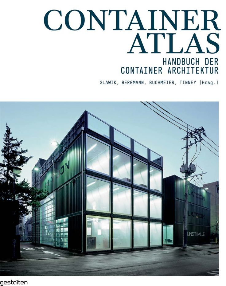 ContainerAtlas + see projects Han Slawik
