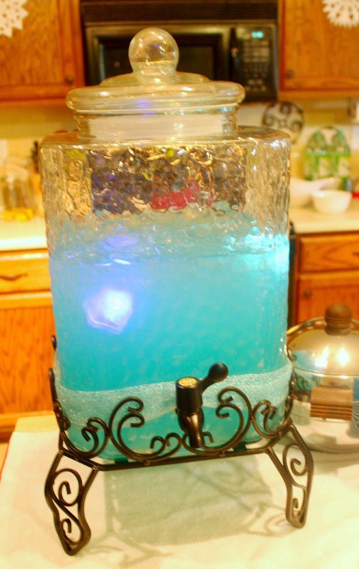 festa Frozen feita em casa