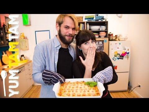 Ricotta-Tomaten-Auflauf // Kochen mit Ella TheBee // #yumtamtam - YouTube