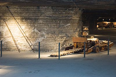 Kansas Underground Salt Museum, Hutchinson - 8 Wonders of Kansas