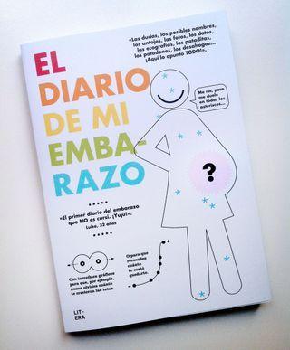 Diario del embarazo, de Litera Libros
