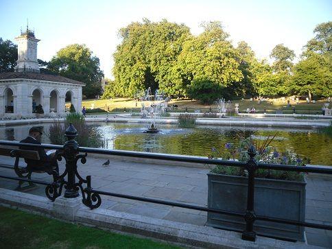 Kengsinton Gardens i giardini all'italiana #Londra #London