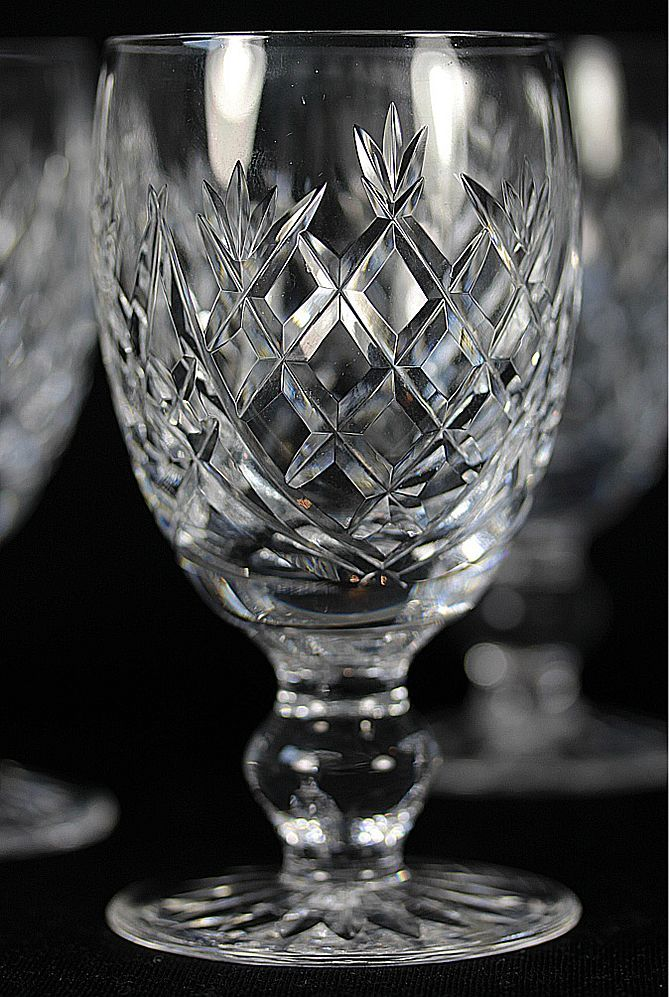 Here Are Some Beautiful White Wine Glasses In Waterford S