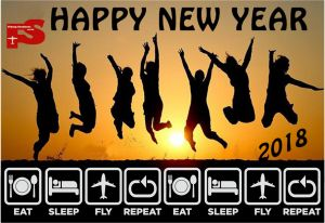 Happy new year and best of luck with all your future flying endeavours. Check our pages for information on PPL and LAPL flying training for 2018.