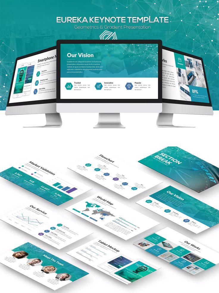 Best Keynote Presentation Slides Template Images On