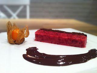 Lillians Matblogg: Bringebær- og sjokoladeparfait
