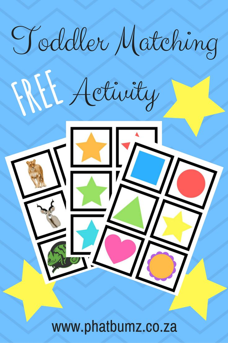 Bored Toddler? Try this fun and engaging activity for FREE!