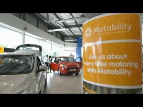 Motability Car Scheme - Choosing a Suitable Car