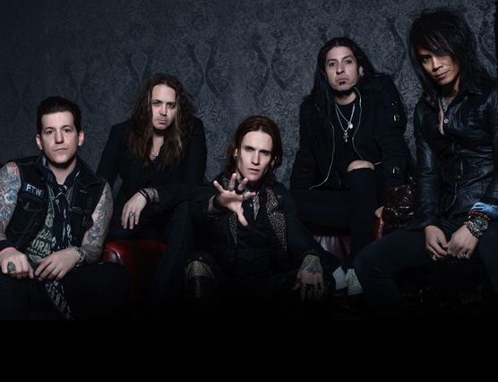 Kick off River Cree's Hard Rock weekend with American rock icons Buckcherry joined by their special guests The Wild and Age of Days!  #buckcherry #yeg #music #rivercreecasino