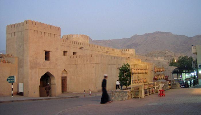 Nizwa im Oman - read the story: http://www.kofferpacken.at/asiendetail/items/Oman-Maskat-Muscat-Souk-Sultan.html