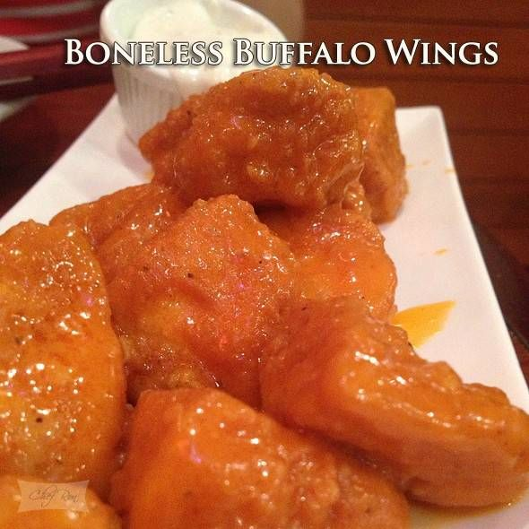 how to make boneless buffalo wings in oven