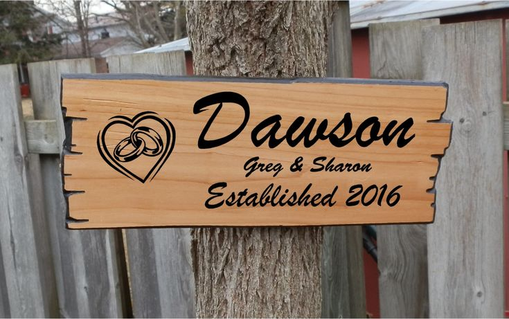Custom Wooden Sign, rustic wooden style with choice of graphics and fonts is at a great price. Shop now before they're gone in a flash! Visit - https://www.etsy.com/listing/289236433/wedding-rings-version-of-custom-wooden?utm_source=mento&utm_medium=api&utm_campaign=api  #housewares #homedecor