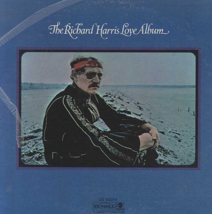 Richard Harris - The Richard Harris Love Album